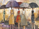 Spring Showers 2 Posters af Marc Taylor