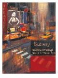Urban Bombshell Posters by Myles Sullivan