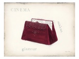 Cinema - Glamour Detail Giclee Print by Emily Adams