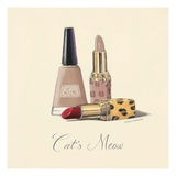 Cat's Meow Prints by Marco Fabiano