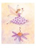 Penelope Petal Print by Robbin Rawlings
