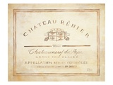 Chateau Renier Prints by Angela Staehling