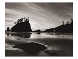 Low Tide Morning Prints by Brett Aniballi