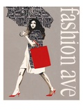 Fashion Type 2 Poster by Marco Fabiano