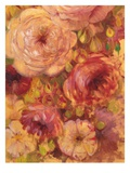 Flower Abundance 2 Prints by Vera Hills