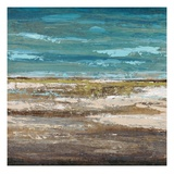 Abstract Sea 1 Giclee Print by Dennis Dascher