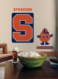 Syracuse University Peel &amp; Stick Giant Wall Decals Wall Decal