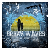 Break Waves Prints by Joan Coleman