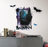 Batman - Dark Knight Rises - Shadow Giant Peel & Stick Wall Art Wall Decal