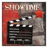 Showtime Art by Sandra Smith