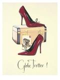 Jet Setter 5 Poster af Marco Fabiano