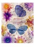 Fleur De Papillion 1 Pôsteres por Morgan Yamada