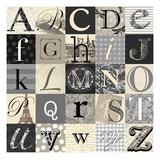 Designing Alphabet Posters by Morgan Yamada