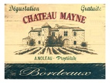 Chateau Mayne Posters par Martin Wiscombe