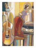 Cultural Trio 2 Print by Norman Wyatt Jr.