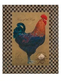 Country Living Rooster Prints by Luanne D'Amico