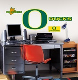 University of Oregon Peel &amp; Stick Giant Wall Decals Wall Decal