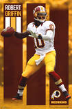 Robert Griffin III - Washington Redskins Prints