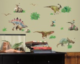 Dinosaur Peel & Stick Wall Decals Wall Decal