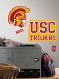 University of Southern California Peel &amp; Stick Giant Wall Decals Wall Decal