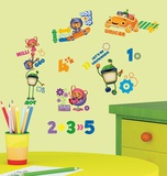 Team Umizoomi Peel & Stick Wall Decals Wall Decal
