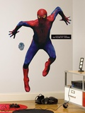 Spiderman - Amazing Spiderman Peel & Stick Giant Wall Decal Wall Decal
