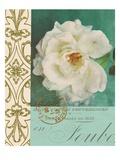 Floral Souvenir 1 Print by Cristin Atria