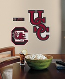 University of South Carolina Peel &amp; Stick Giant Wall Decals Wall Decal