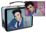 Elvis Presley Anniversary Tin Lunchbox Lunch Box
