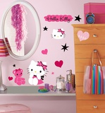 Hello Kitty - Couture Peel & Stick Wall Decals Wall Decal