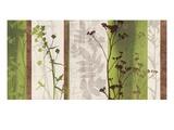 Rainforest Impressions 1 Print by Bella Dos Santos