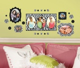 Zebra Frames Peel & Stick Wall Decals Wall Decal