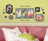 Zebra Frames Peel & Stick Wall Decals Vinilo decorativo