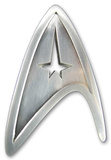 Star Trek Starfleet Division Badge - Command Badge