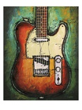 Country Twang Giclee Print by Bruce Langton