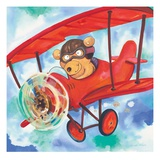 Action Bear Prints by Scott Nelson