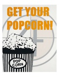 Get Your Popcorn Prints by Marco Fabiano