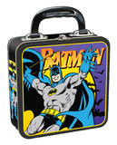 Batman Square Tin Lunchbox Lunch Box