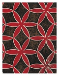 Star Textile Kunstdrucke von Hope Smith