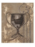 Paris Trophee Kunstdrucke von Lisa Vincent