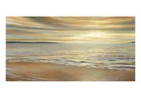 Sunset Bay Giclee Print by  Timothy