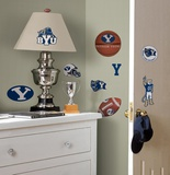 Brigham Young University Peel & Stick Wall Decals Decalque em parede