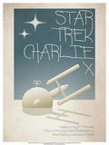 Star Trek Episode 2: Charlie X Kunstdrucke