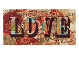 Hand Crafted Love Prints by Bella Dos Santos