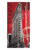 5th Avenue Icon Premium Giclee Print by Evangeline Taylor