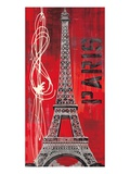 Paris Vibe Prints by Evangeline Taylor