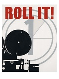Roll It! Giclee Print by Marco Fabiano