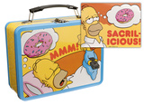 The Simpsons - Sacralicious Tin Lunchbox Lunch Box