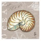 Linen Seaside 4 Kunstdrucke von Chad Barrett