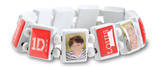 One Direction Expandable Bracelet Bracelet